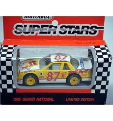 Matchbox NASCAR Super Stars Joe Nemechek Texas Pete Chevy Lumina