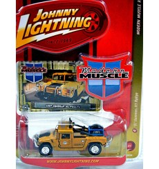 Johnny Lightning Modern Muscle - Hummer H1 Race Truck