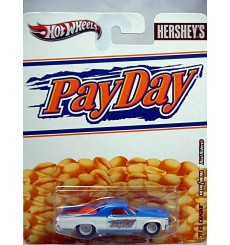 Hot Wheels Hershey's Nostalgia Series - PayDay 1971 Chevy El Camino