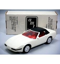 AMT Dealer Promo - 1 Millionth Chevrolet Corvette - Special Edition 1992 Convertible