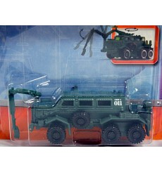 Matchbox Working Rigs - Force Protection Buffalo Military MPCV Mine Dectector