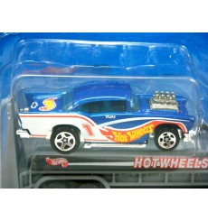 Hot Wheels Long Haulers - Top Fuel Dragster Transport