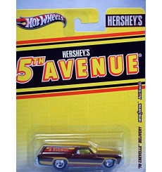 Hot Wheels Nostalgia Series - 5th Avenue 1970 Chevy Chevelle Sedan Delivery