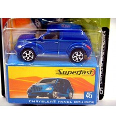 Matchbox 35th Anniversary Superfast Chrysler PT Panel Cruiser