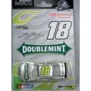 Lionel - Joe Gibbs Racing - Kyle Busch Doublemint Toyota Camry NASCAR Stock Car