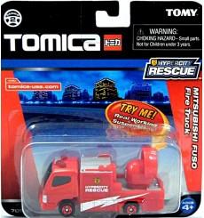 Tomica - Mitsubishi Hino Fire Truck