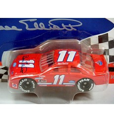 Matchbox Super Stars Bill Elliott Signature Thunderbird