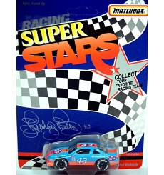 Matchbox NASCAR Super Stars Rickard Petty Pontiac Grand Prix