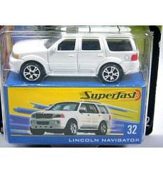 Matchbox 35th Anniversary - Lincoln Navigator SUV