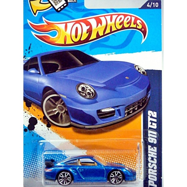 hot wheels porsche 911 gt2 global diecast direct. Black Bedroom Furniture Sets. Home Design Ideas