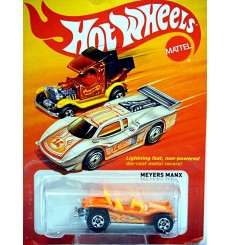 Hot Wheels - The Hot Ones Series - Meyers Manx Dune Buggy
