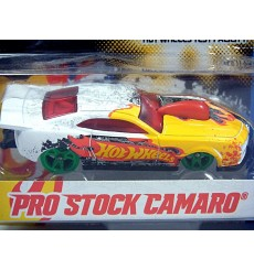 Hot Wheels - Team Hot Wheels Series - NHRA Pro Stock Chevy Camaro