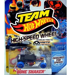 Hot Wheels - Team Hot Wheels Series - Bone Shaker Rat Rod Ford Pickup Truck
