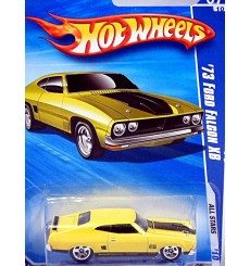 Hot Wheels 1973 Australian Ford Falcon XB Muscle Car