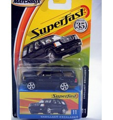 Matchbox 35th Anniversary Superfast - Cadillac Escalade