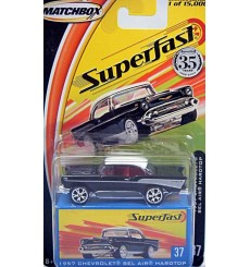 Matchbox 35th Anniversary Superfast -1957 Chevrolet Belair