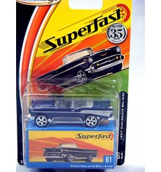 Matchbox 35th Anniversary Superfast -1957 Chevrolet Belair Convertible