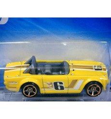 Hot Wheels Faster Than Ever Triumph TR6 SCCA Race Car