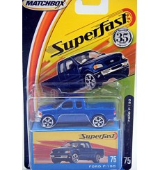 Matchbox 35th Anniversary Superfast - Ford F-150 Pickup Truck