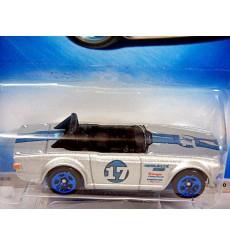 Hot Wheels Triumph TR6 SCCA Race Car