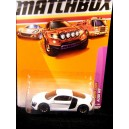 Matchbox Audi R8 Supercar