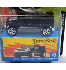 Matchbox 35th Anniversary Superfast - Hummer H2 SUV Concept