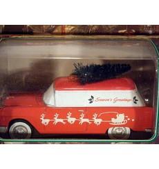 Spec Cast - Liberty Classics Series - 1955 Chevrolet Nomad Christmas Car