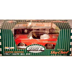 Gearbox Collectibles - 1957 Chevrolet Belair Convertible Pedal Car
