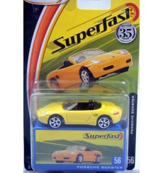 Matchbox 35th Anniversary Superfast - Porsche Boxster