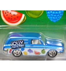 Hot Wheels Hershey Nostalgia Series - Jolly Rancher 1965 Volkswagen Squareback
