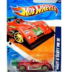 Hot Wheels - Riley & Scott MK III Race Car