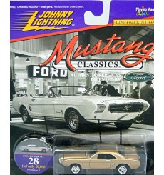Johnny Lightning Mustang Classics - 1963 Ford Mustang Concept Car
