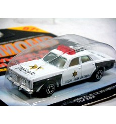 Diamond Diecast - Dodge Sheriff Highway Patrol Police Patrol Car