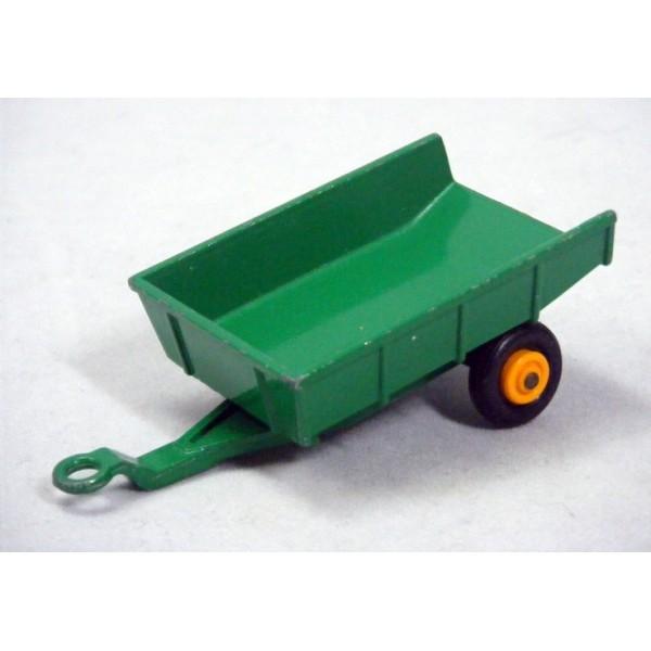John Deere Matchbox Tractor : Matchbox regular wheels b john deere tractor