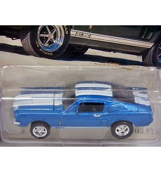 Johnny Lightning Mustang Classics - 1967 Ford Mustang Shelby GT-350