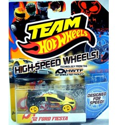 Hot Wheels - Team Hot Wheels Series - Ford Fiesta