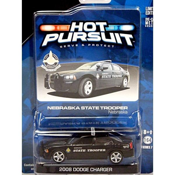 Greenlight Hot Pursuit Nebraska State Trooper Dodge