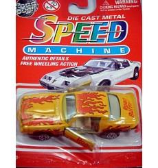 Road Tough Speed Machines - Chevrolet Camaro Z-28