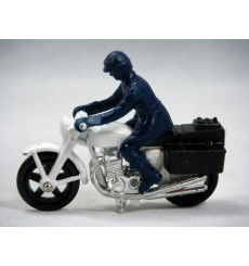 Matchbox - Honda 750 Police Motorcycle