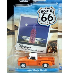 Greenlight Route 66 Series - 1965 Dodge D-100 Pickup Truck