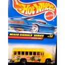 Hot Wheels Mixed Signals School Bus