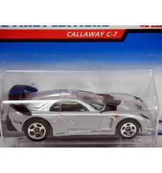 Hot Wheels 1998 First Editions Series - Callaway C-7
