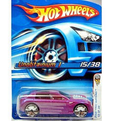 Hot Wheels 2006 First Editions - Unobtainium I  (Maybach)