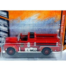 Matchbox - Seagrave Fire Engine