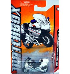 Matchbox - BMW R1200 RT-P Police Motorcycle
