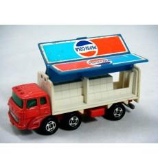 Tomica (No7) Fuso Pepsi Cola Delivery Truck