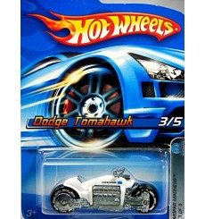 Hot Wheels - Dodge Tomahawk Motorcycle
