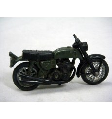Matchbox - Hondarora Military Motorcycle