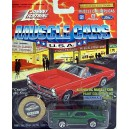 Johnny Lightning Muscle Cars USA - 1969 Mercury Cougar Eliminator