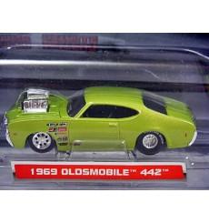 Maitso 1969 Oldsmobile 442 NHRA Pro Street